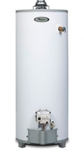 gas water heater repairman