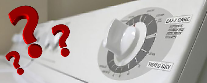 Why Is Your Dryer Thumping | Superior Appliance Repair